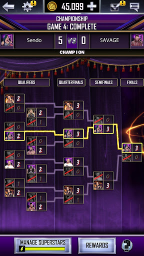 WWE SuperCard u2013 Multiplayer Card Battle Game 4.5.0.4872049 screenshots 6