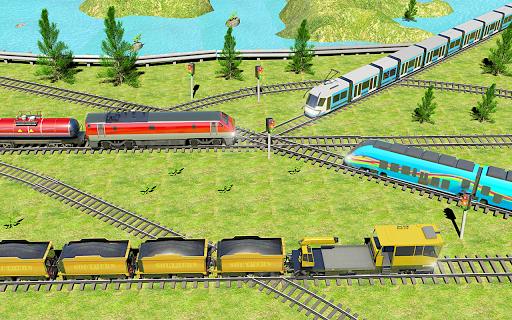 Indian Train City 2019 u2013 Oil Trains Game Driving filehippodl screenshot 7