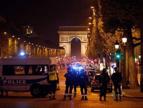 파리 총격 테러