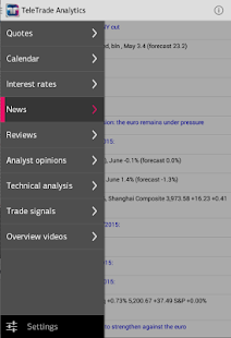 TeleTrade Analytics- screenshot thumbnail