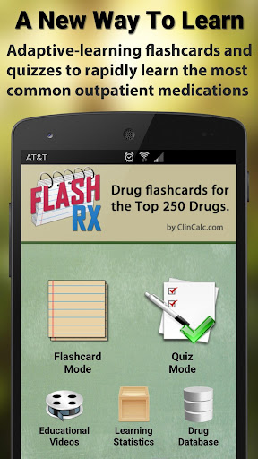 FlashRX screenshot for Android