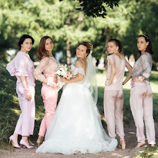Wedding photographer Alena Shpinatova (Lenchik242). Photo of 05.09.2018