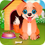 Puppy Pet Care And Feed