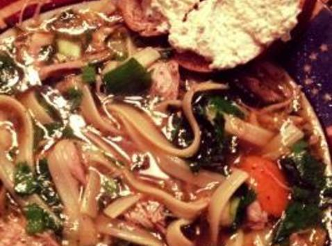 Chicken Soup To Cure What Ails Ya! Recipe