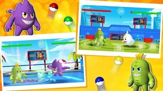 Poke Go Fight Screenshot
