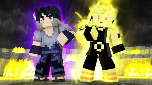 Anime Skins for Minecraft PE app (apk) free download for Android/PC/Windows screenshot
