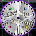Lets flip a bitcoin