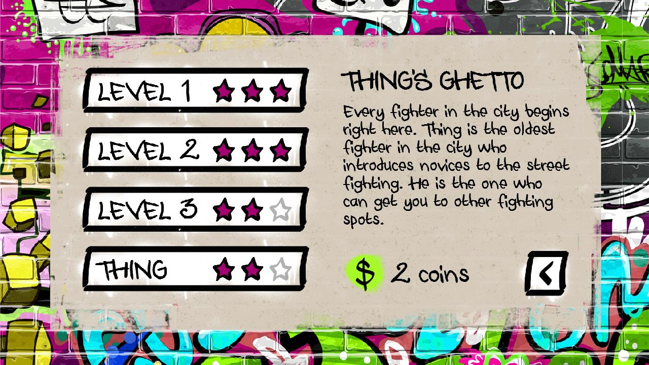 Street Fighting: Ragdoll Game- screenshot