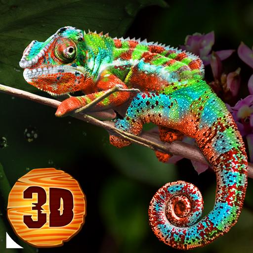 Chameleon Simulator 3D