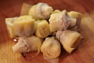 Photo: Yummy artichokes