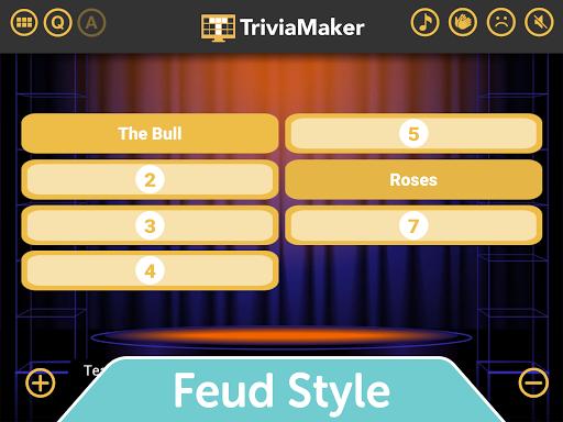 TriviaMaker - Quiz Creator, Game Show Trivia Maker 6.1.2 screenshots 19