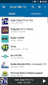 Radio FM Israel 8.5.5