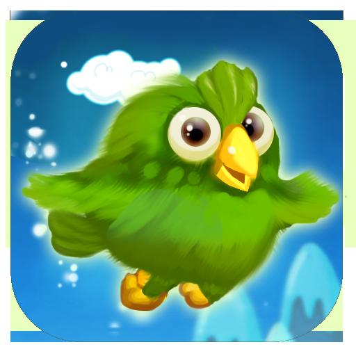 빠른 비행 조류 休閒 App LOGO-硬是要APP