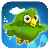 Fast Flying Bird