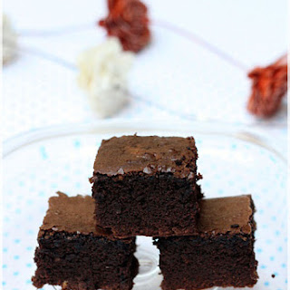 Brownies - Sinfully Delicious!.