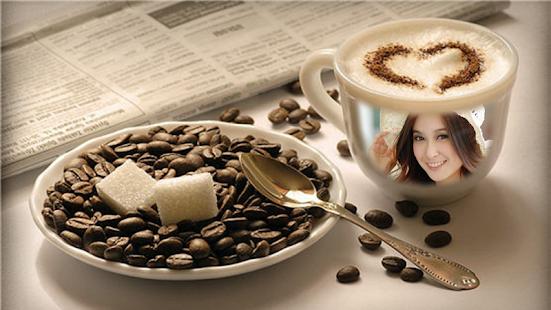 Coffee Mug Photo Frames screenshot