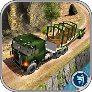 Army Cargo Truck Transport for PC and MAC
