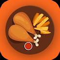پخت انواع غذا با گوشت - آموزش غذا با مرغ و گوشت icon