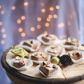 Toasted Hazelnut Milk Chocolate Marshmallow Fudge Recipe