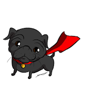 Speaking Super Pug