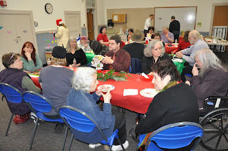 Photo: We had about 25 Rasputians in attendance for our 2012 holiday party.