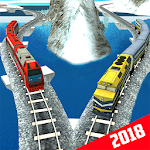Indian Train Racing Simulator 2018 Icon