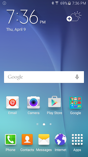 Turbo Launcher® Theme Note 5