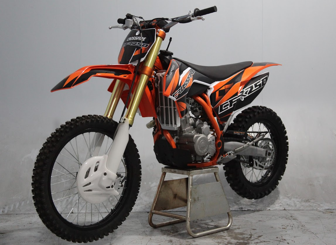 250cc CFR Dirt Bike Crossfire Motorcycle
