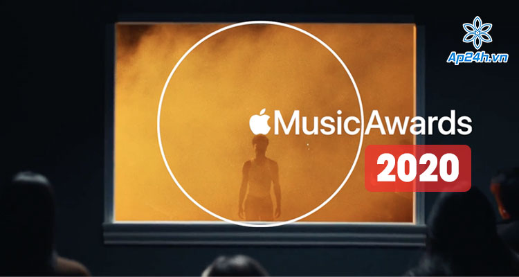 Thong tin Le trao giai thuong Apple Music Awards 2020