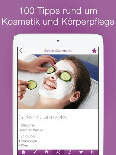 100 Tipps rund um Kosmetik  screenshots 6