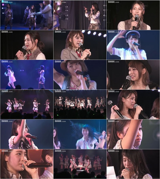 160902 AKB48 チームK 「最終ベルが鳴る」公演 市川愛美 生誕祭 HD Ver.