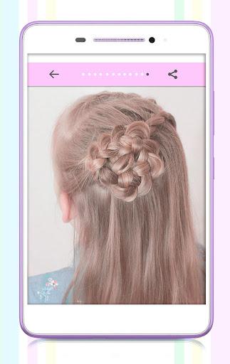 Hairstyle Girls 1.4.4 screenshots 5