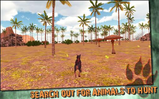 Wild Dog Hunting Simulation