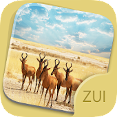 ZUI Locker Theme-African Plain