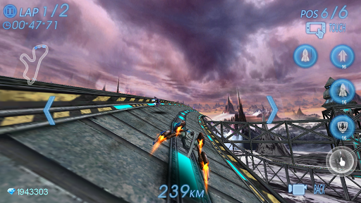Space Racing 3D - Star Race  screenshots 9