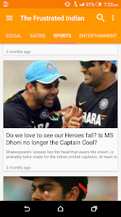 The Frustrated Indian- screenshot thumbnail