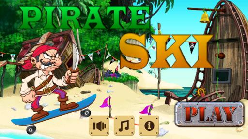 Pirate Run Ski