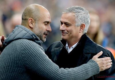 """Pep Guardiola invite Klopp et Mourinho à l'appeler """"pour leur expliquer la décision du TAS"""""""