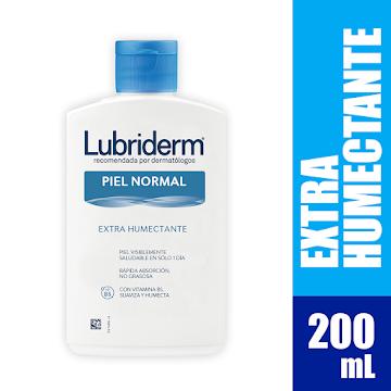 Crema LUBRIDERM Extra   Humectante 24H x200Ml