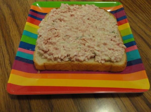 Bologna Sandwich Spread Recipe