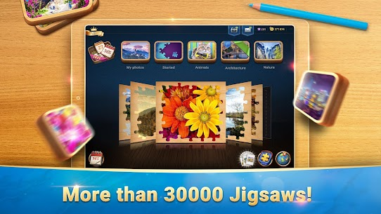 Magic Jigsaw Puzzles 8