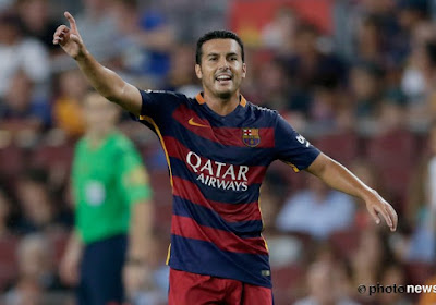 Pedro wil graag terugkeren naar Barcelona
