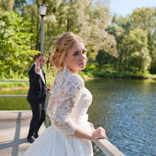 Wedding photographer Aleksandr Lushkin (asus109). Photo of 16.02.2018