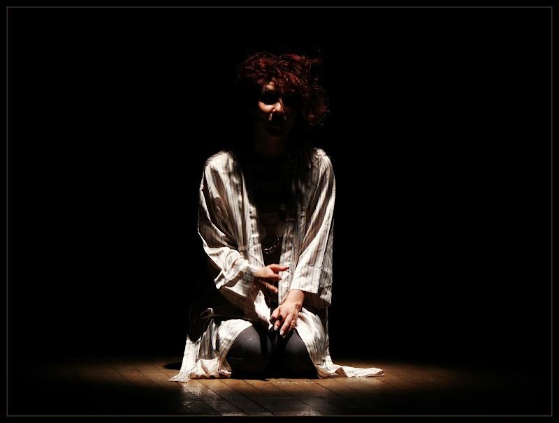 Il monologo di Francesca Zaia