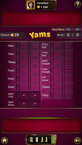 Yatzy - Offline Free Dice Games 2.1 screenshots 10