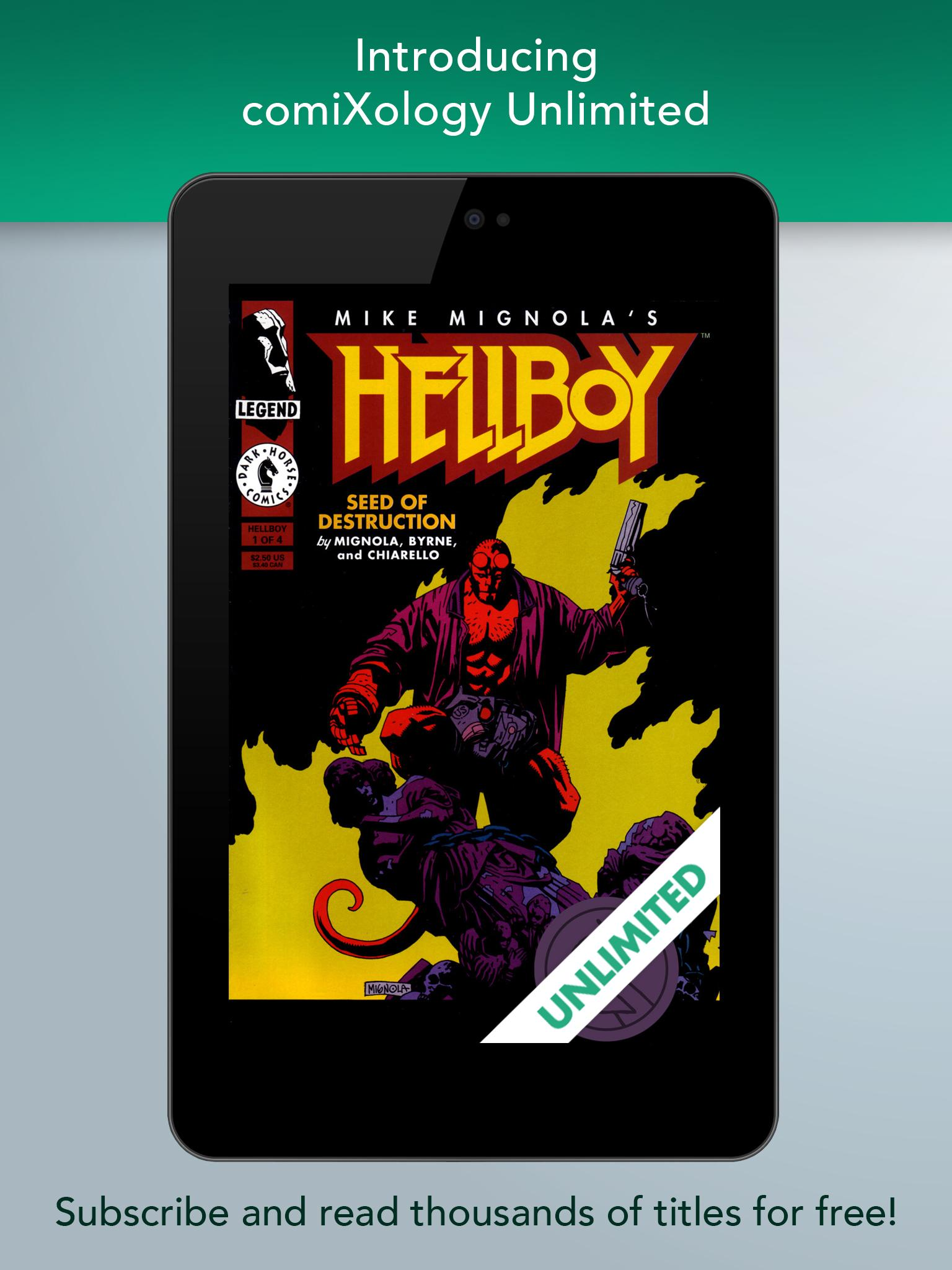 Comics screenshot #18
