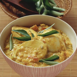 Creamy Curried Eggs Recipes