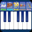 Blue Piano icon