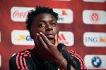 """Sambi Lokonga hoopt op eerste minuten: """"Nadat ik hier de eerste keer meetrainde, wist ik dat ik moest vertrekken bij Anderlecht"""""""