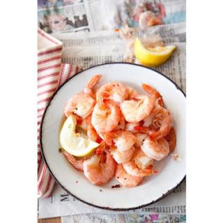 Peel and Eat Shrimp